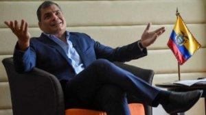 """Rafael Correa : """"Ils sont en train de détruire la démocratie en Équateur"""" — Daniel CHOLAKIAN"""