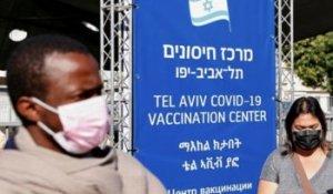 Israël officialise l'apartheid sanitaire et l'étoile de couleur qui l'accompagne — Karine BECHET-GOLOVKO