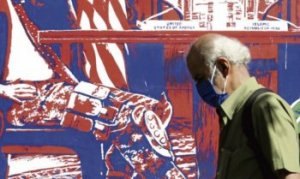 Sanctions économiques : l'arme de l'empire face au reste du monde -- Marc DE MIRAMON