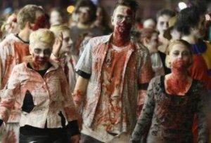 La marche des zombies — Jimmy DALLEEDOO