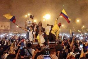 Cali, Colombie. Les nazis sont parmi nous ! — Gérard FENOY