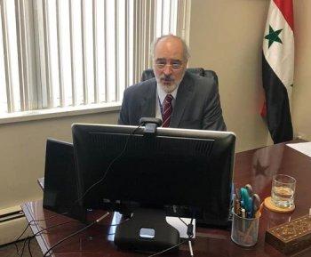 ONU / Syrie ou le meurtre délibéré d'un peuple agressé par Trump, Erdogan et leurs alliés…  -- Bachar al-Jaafari