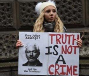Tuer Assange à petit feu. — Vladimir CALLER