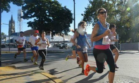 137 aniversario Venado Tuerto Maratón