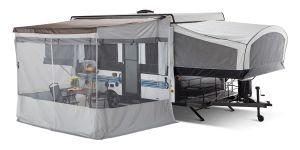Retour en force des tentesroulottes au Canada?   Guide du VR