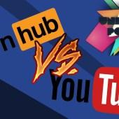 Pornhub vs YouTube!! — Unfiltered Podcast #82
