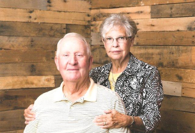 Douglas and Colleen Calton