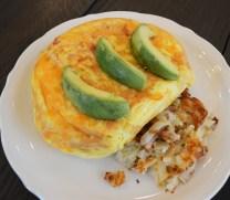 The California Omelet at The Original Pancake House. | Nicole Kunze
