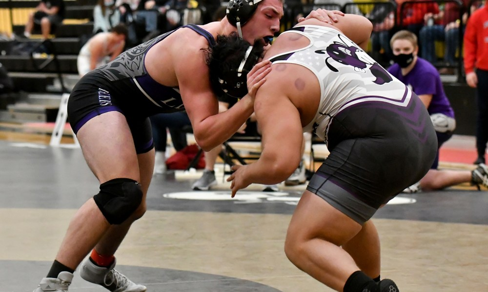 Lehi wrestlers earn two medals at state meet