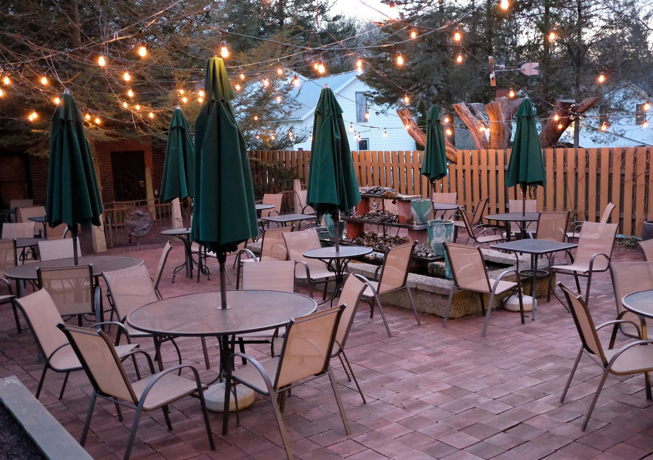 the 33 best outdoor dining spots in the