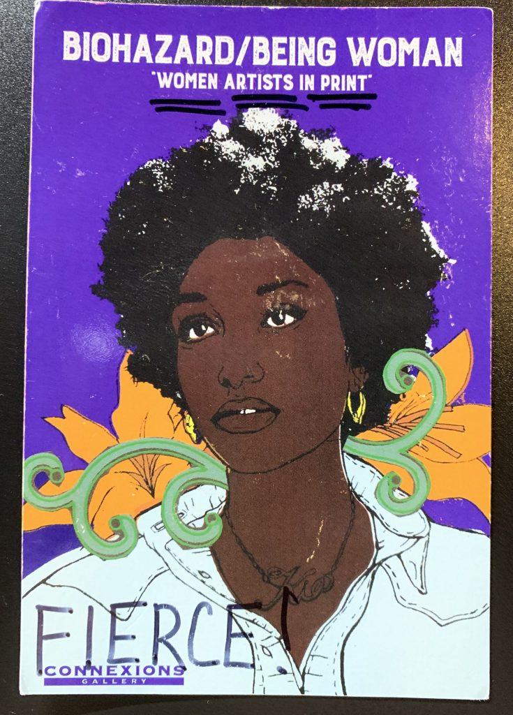 Postcard, Connexions Art Show