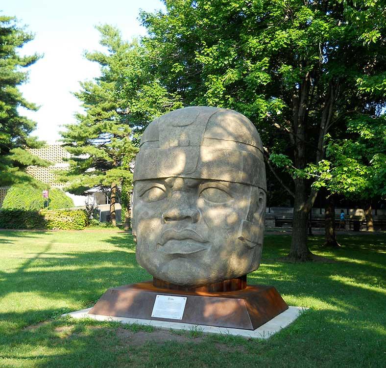 The King Olmec