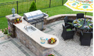Enhance Your Outdoor Experience With An Outdoor Kitchen