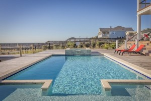 Swimming Pool Landscaping Services in Bel Air, Maryland
