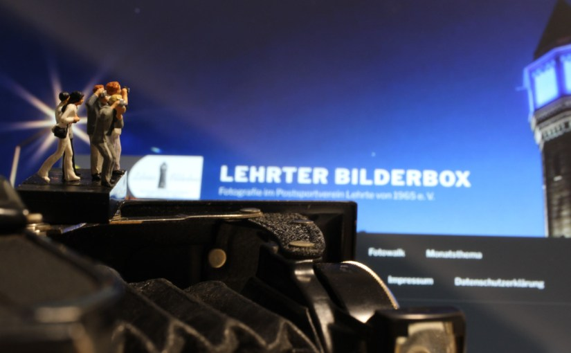 Die Lehrter Bilderbox bietet einen kostenlosen Fotoworkshop an, sei dabei!
