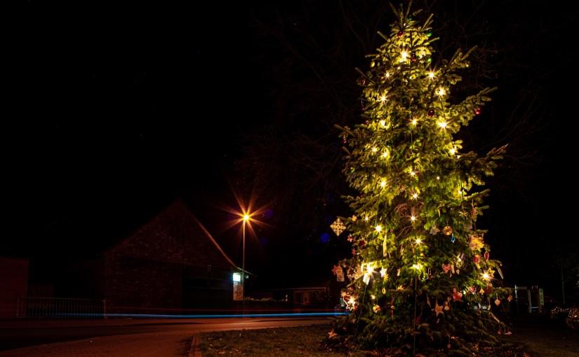 Wir wünschen allen Fotofreunden frohe Weihnachten!