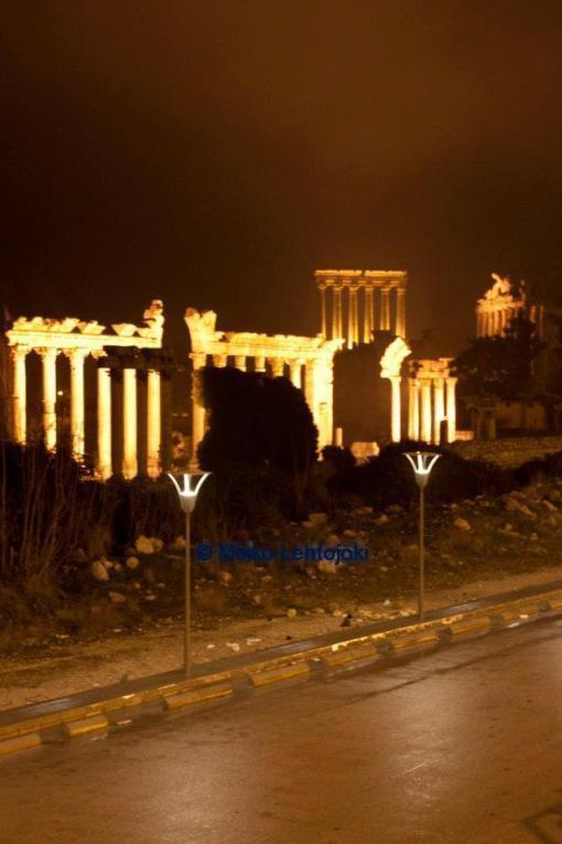 roomalaisten suurimmat pilarit