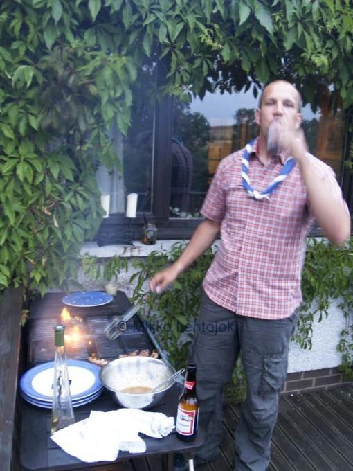 grillailua ericalla