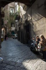 naples streetlife