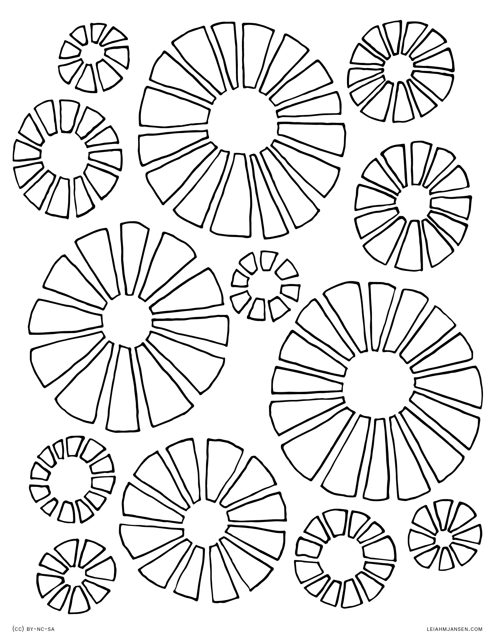 70s Disco Coloring Page Coloring Pages
