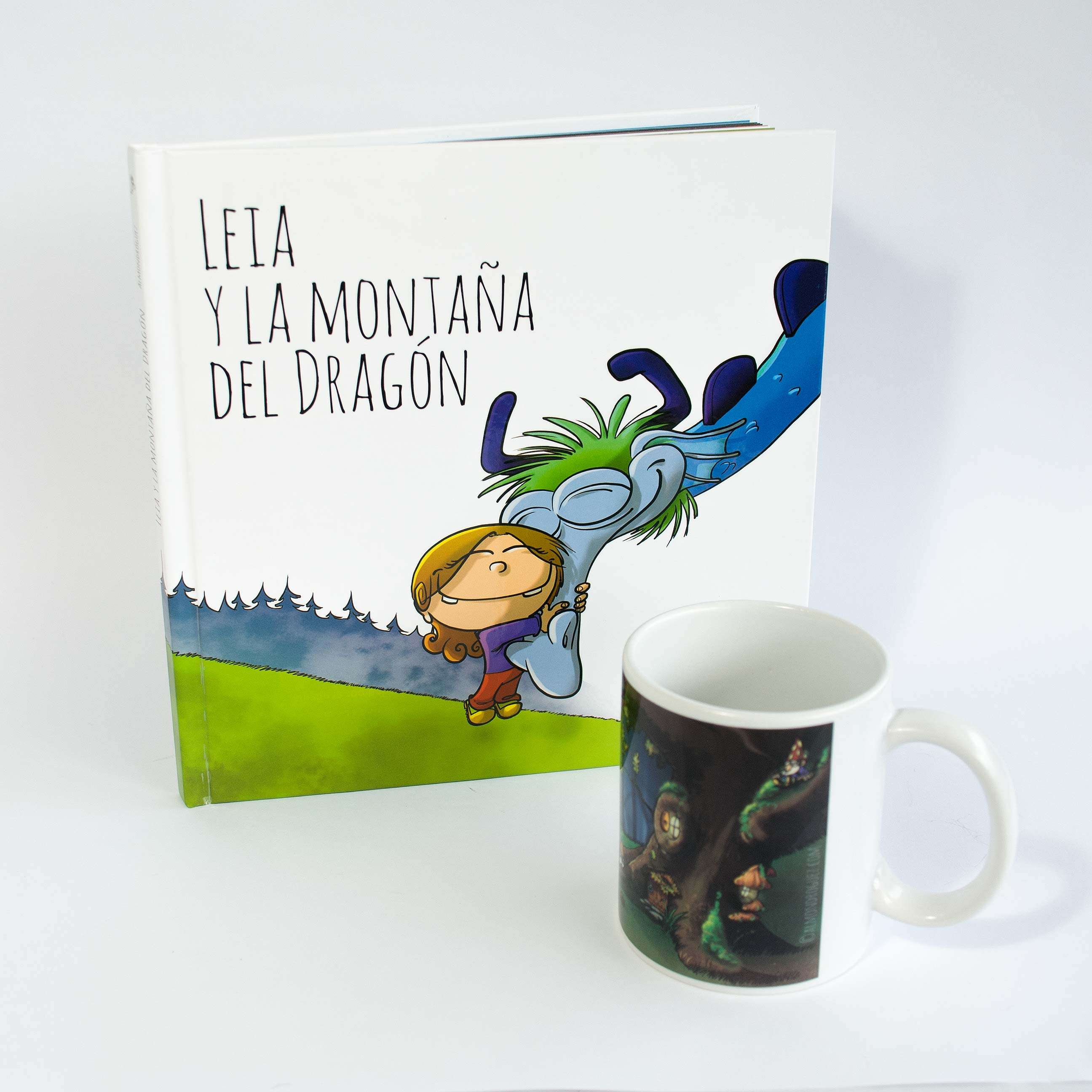 Pack «Cuento + Taza»