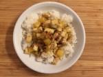 Hähnchencurry mit Mango*****