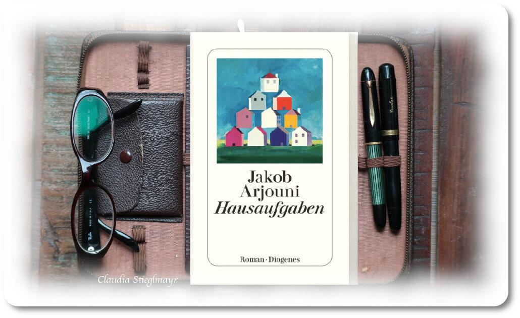Hausaufgaben Roman von Jakob Arjouni Rezension