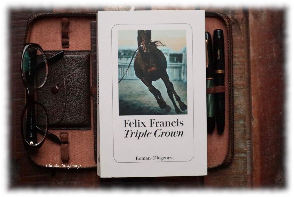 Beitragsbild für die Rezension zu »Triple Crown« von Felix Francis