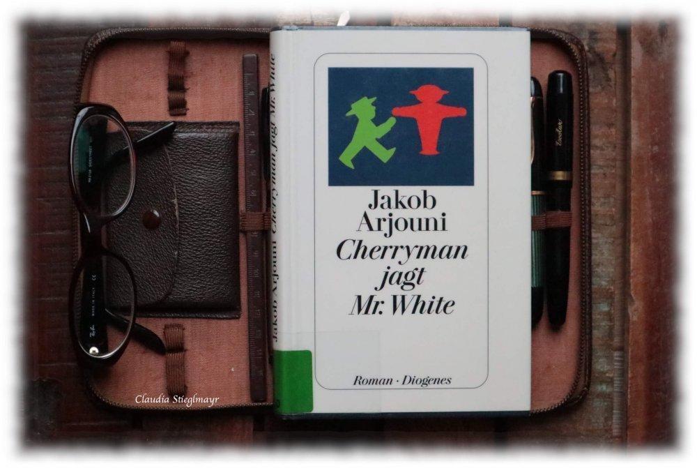 Cherryman jagt Mr. White aus dem Diogenes Verlag
