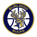 Burleigh Bucks Basketball Logo