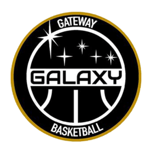 Gateway Galaxy Basketball Logo