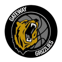Gateway Grizzlies Basketball Logo