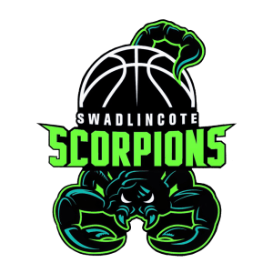 Swadlincote Scorpions Basketball Logo