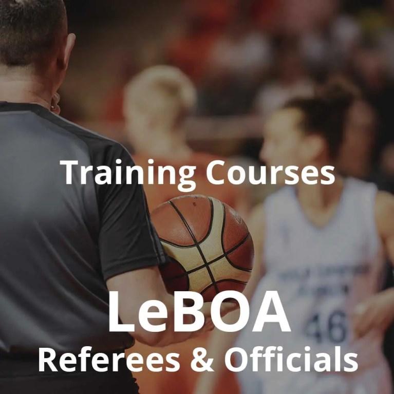 LeBOA Training Courses