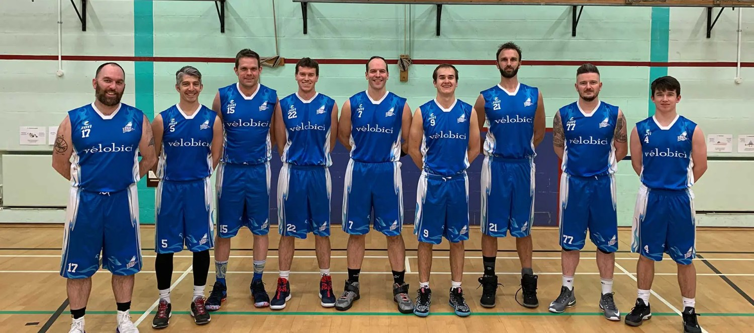 Leicesterbasketball Senior Mens Team