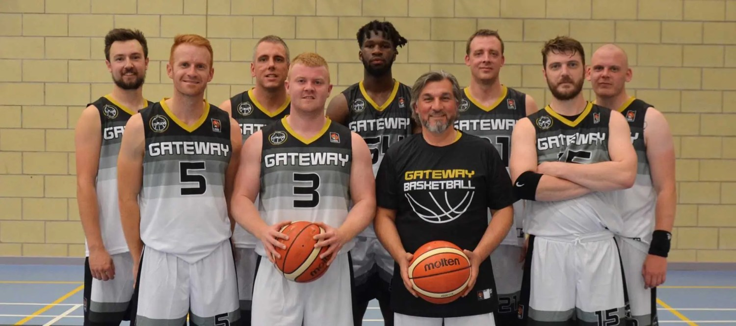 Leicesterbasketball Senior Mens League