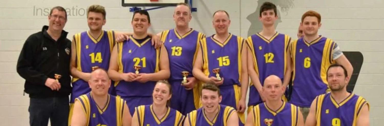 Swadlincote Scorpions Basketball Team