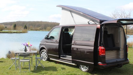 VW T6 Campervan Hire Images ⋆ www leicestercampers com