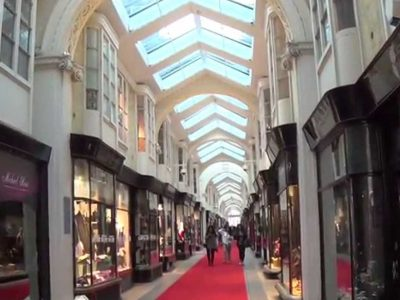 Classy Shopaholics Travel in Style on a Luxury Shopping Trip