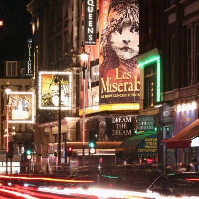 Executive London Theatre Trips