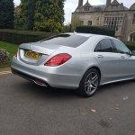 Mercedes-Benz Executive Cars