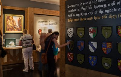 See the King Richard III Tour in Style
