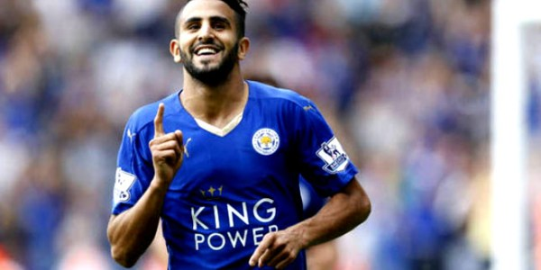The Riyad Mahrez Show