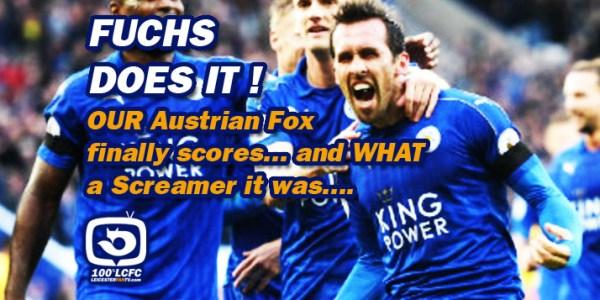 Shinji Shines in City Win – Leicester 3-1 Palace Fan Report