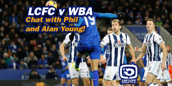 West Brom Chat with Phil and Youngy