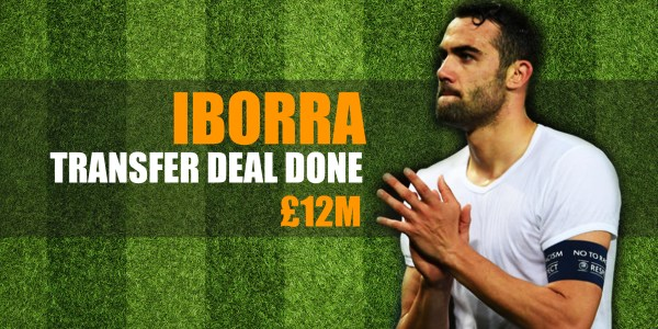 IBORRA DEAL IS DONE – According to Sevilla
