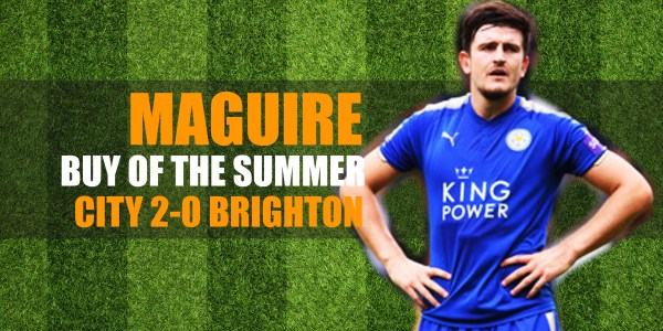 Maguire Looks Amazing