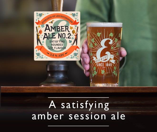 WIN A Cask Of Amber Ale No.2