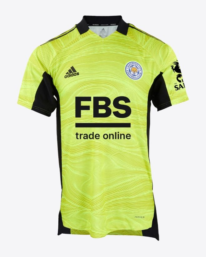 WIN A LEICESTER CITY KEEPERS SHIRT