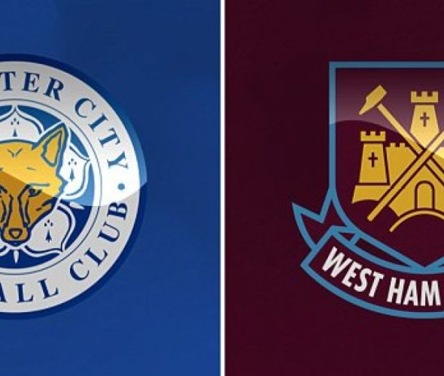 Leicester City Vs West Ham United Preview